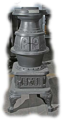 Antique pot belly stoves for sale - Yakaz For sale