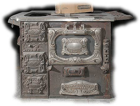 Antique Heaters and Stoves For Sale - Active Universal